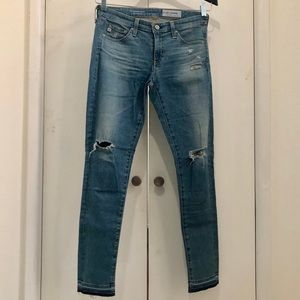 Ag Adriano Goldschmied Jeans - AG Adriano Goldschmied Legging Super skinny ankle